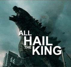 Godzilla is pretty freaking badass. I have always loved Godzilla. This movie made me love him even more!