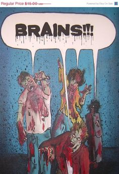 They are after your brains. Here is a theory: Get rid of your brain and let me know what happens.