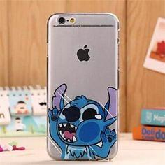 Lanerttch TPU silicone souple transparent verre Coque Cover Case pour iPhone 5/5S, Images drôles de bande dessinée/les Schtroumpfs.