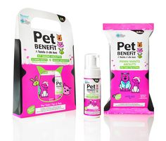 Pet Benefit | Packaging Kit