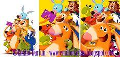 ¡Foto, foto, foto!...¡Selfie! xD....  A fable selfie  :P ... © Emilio Darlun - www.emiliodarlun.blogspot.com... #fable #fabula #selfie #photo #foto  #Ilustracion #Illustration #IlustracionInfantil #infantil #children #childrenillustration #books #picturebooks #Dibujo #Emilio #EmilioDarlun #Darlun Ver más