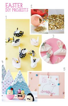 5 Easter DIY Projects