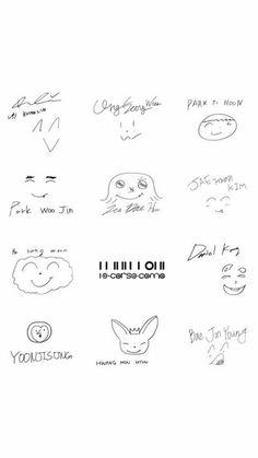 J Pop, Jinyoung, Jaehwan Wanna One, Ong Seung Woo, You Are My Life, My Big Love, Bae, My Destiny, Ha Sungwoon
