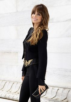 Ariadne Artiles Photos: Roberto Cavalli - Front Row: Milan Fashion Week Womenswear S/S 2011