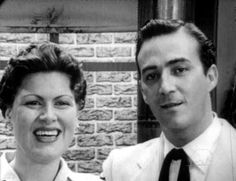 Patsy Cline with Faron Young, Feb. 1961