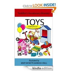 Collection of Toy images to help your toddlers develop his speech and language skills