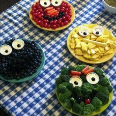 Great idea for glutten free snacks for kids.