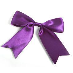 veredeln jedes Präsent und sind einfach praktisch #schleifen #bows #satinband #ribbons Bows, Fashion, Ribbons, Simple, Arches, Moda, Bowties, Fashion Styles, Bow