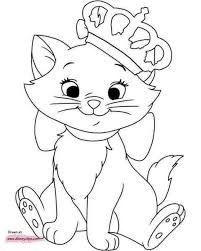Картинки по запросу marie gatinha para colorir