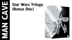 Man Cave: Star Wars Trilogy (Bonus Disc)