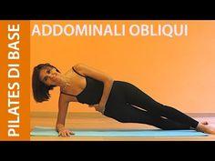 Matwork Pilates - Esercizi di Base - Addominali Obliqui