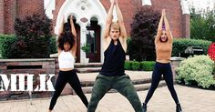 Get pumped up and in shape with these fun dance cardio workouts, you can do at home.