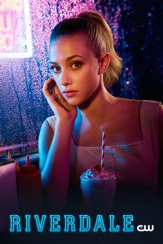 Lili Reinhart is Betty Cooper. Riverdale premieres Thursday, January 26 at 9/8c on The CW!