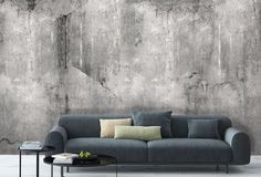 wallpaper WEATHERED CONCRETE