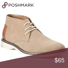 207e01107c66 ... chukka boots Color Taupe Welt stitched outsole trim Polyurethane upper  Mesh lining Blown rubber outsole Round toe Lace-up closure Padded footbed  Sonoma ...