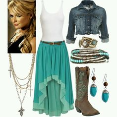 Miranda Lambert style