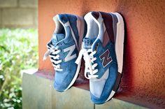NEW BALANCE MADE IN USA M996 AND M998 DENIM BLUE PACK  http://www.facebook.com/DressShoesandSneaker  http://dressshoesandsneakers.tumblr.com/