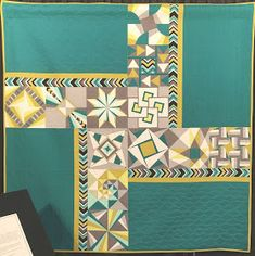 The 2018 Houston International Quilt Festival - Part Three International Quilt Festival, Panel Quilts, Quilt Patterns, Houston, Miniatures, Symbols, Blanket, Therapy, Fabric
