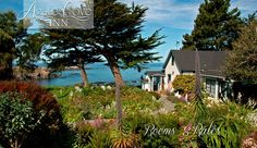 Agate Cove Inn of Mendocino  Ocean View Rooms Mendocino Inn