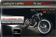 Looking for a perfect SERVICE for your Motorcycle. Call us now: +91 9611119633  Book your Service Online. #MotorcycleServiceBangalore #XTorque #Bangalore