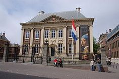 Maurice House Museum- The Hague.  Painting of The Goldfinch is here.