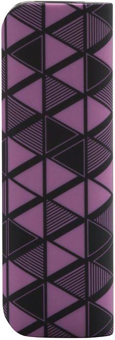 Altec Lansing - Fashion Power Bank Portable Charger - Pink/Black