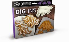Tough is not enough: DIY Dinosaur Cookies (and other Dino Adventures)