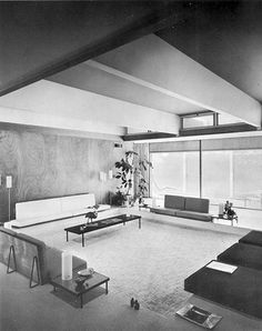 Paul Rudolph - The Cohen Residence
