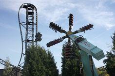 SAW - The Ride & Samurai Thorpe Park