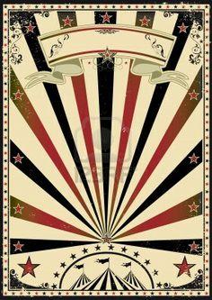 vintage carnival stock image