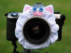 Cat Lens Pet