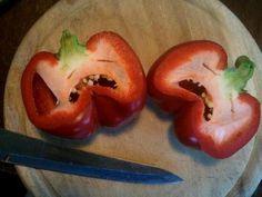 Bell pepper humor