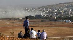 Kurdish aid stuck in northeast Syria as Turkey launches airstrikes on PKK - DEUTSCHE WELLE #Kurds, #Syria, #Turkey, #Airstrikes