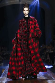 Jean Paul Gaultier Couture Fall Winter 2016 Paris