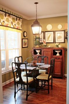 Kitchen Updates with Fabric - Southern Hospitality | Southern Hospitality