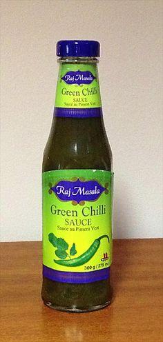 Green Chilli Sauce: Move over Sriracha! #Condiments #Green_Chilli_Sauce