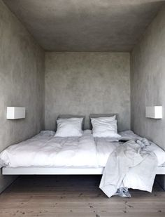 Wall to wall bed