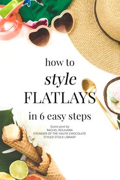 This post may contain affiliate links Have you ever wanted to create your own brand photos for Social Media but not sure where to start? Today I'm sharing my tips for better flatlay photos! Not sure what a flatlay is? Really simply, it's a birds-eye-view or overhead photo. Usually of things like food, fashion, tech,...