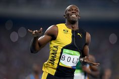 Usain Bolt, Yohan Blake, Justin Gatlin, Olympic Gold Medals, Fastest Man, Rio 2016, Olympic Games, Sports News, Finals