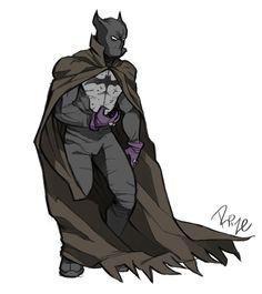 Batman Redesign 2 by MrRizeAG on DeviantArt