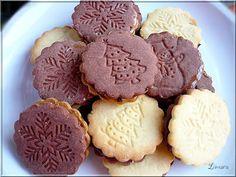 Limara péksége: Karácsonyi keksz tonkababos csokoládé- és sós karamella krémmel