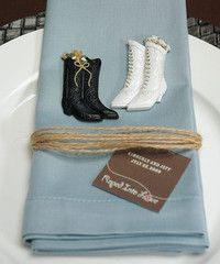 Country Boots Magnets