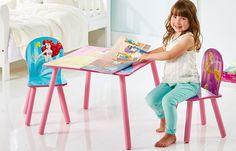 Set mesa Princesas Disney 527DNY, IndalChess.com Tienda de juguetes online y juegos de jardin