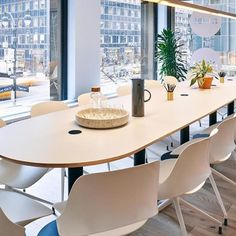 Create the perfect meeting atmosphere with this extra spacious contemporary interior! Book this space for your next event! #nyceventspace #privateeventspace #eventspacerental #nyceventplanners #EventPlanning #EventPlanningny #nyclocationscout #nycvenues #locationscout #locationscouting #spaceinmotion #events #design #eventspace #photooftheday #eventdesign #decor #scout #locations #manhattan #nyc #newyork Event Space Rental, Location Scout, Contemporary Interior, Event Design, Manhattan Nyc, Spaces, Create, Book, Table