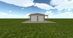 Cool 3D #marketing https://ift.tt/2pMJ3gl #barn #workshop #greenhouse #garage #roofing #DIY