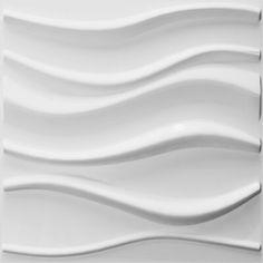 Vinyl Wall Panels, Pvc Panels, Decorative Wall Panels, Decorative Tile, Tv Wall Decor, Modern Wall Decor, Bamboo Wall, Curved Walls, Wallpaper Panels