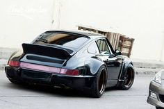 911 964 widebody duckbill