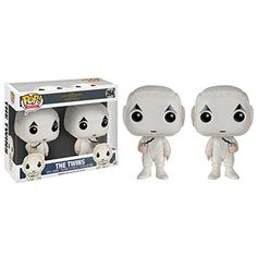 Miss Peregrine's Home For Peculiar Children POP Twins Snacking Figures