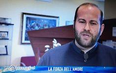 """""""La forza dell'amore"""", l'esempio dell'Hospice Aurelio Marena su Rai Uno #Bitonto"""