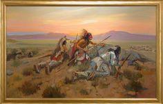 Broken Treaty - J.N. Bartfield Gallery
